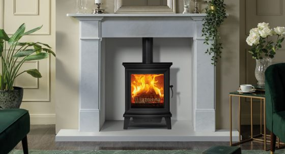 Introducing the Chesterfield Wood Burning and Multi-fuel Stove Range