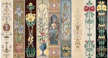 Classic Fireplace Tiles