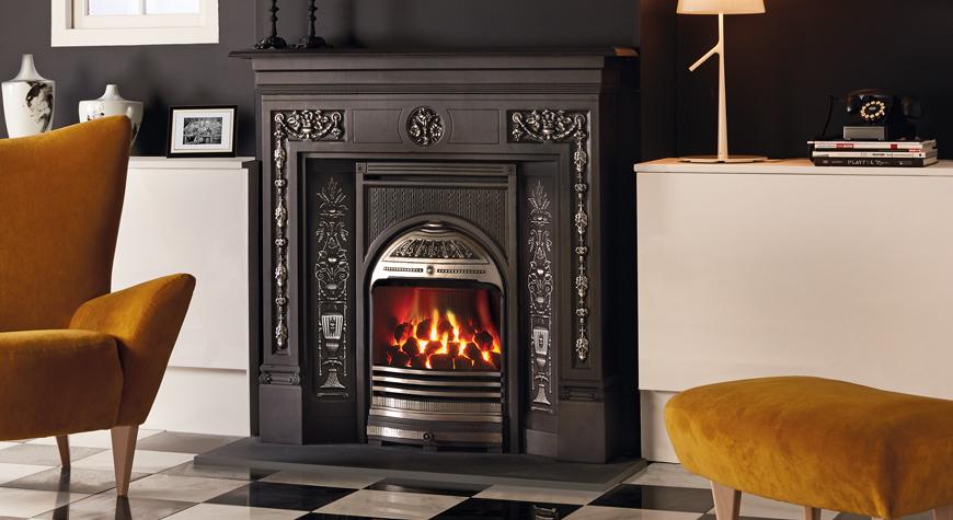 Combination Convectors Stovax Fireplaces