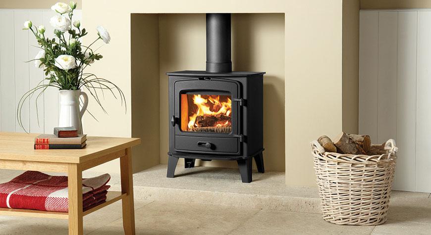 Stovax County 5 wood burning stove