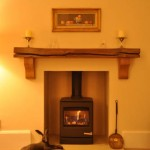 """Replacing a gas log effect fire"""