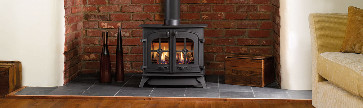 All the look of a traditional stove, with all the ease of gas