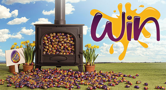 WIN a Stockton 5 Wide plus a load of Cadbury Creme Eggs!