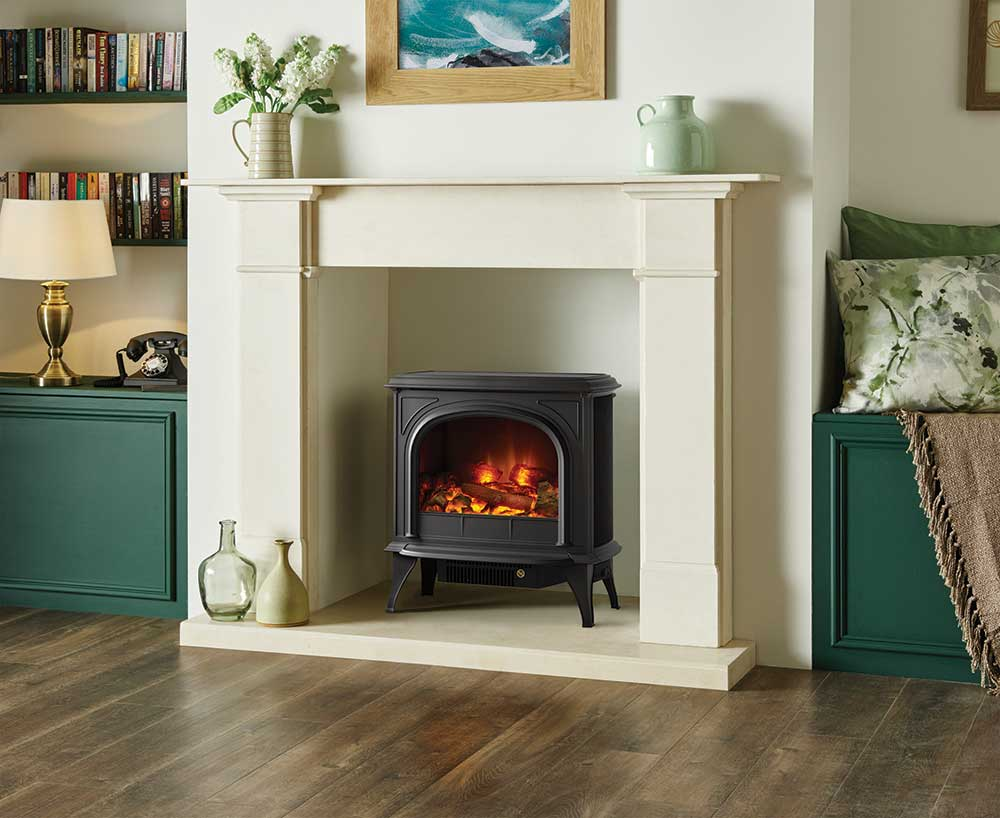 Huntingdon Electric Stoves Gazco Traditional Stoves