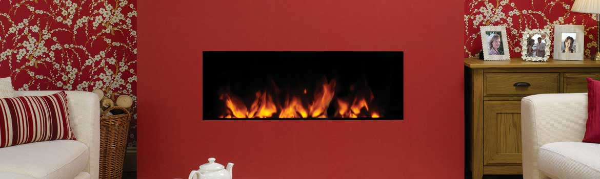 Contemporary Electric Fireplaces - Stovax & Gazco