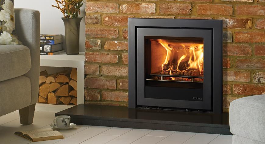 Elise Profil Wood Burning Inset Fires & Multi-fuel Inset ...