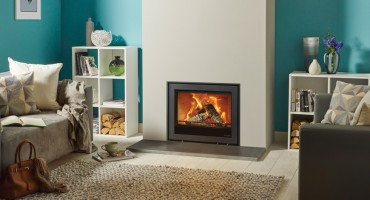All New Wood burning cassette fire range – The ELISE!