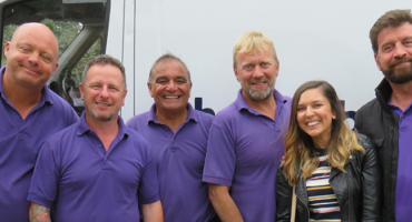 Stovax Heating Group helps out in the DIY SOS Avening Big Build