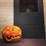 #CosyCarvings #Gazco #Pumpkin #Halloween