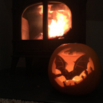 #CosyCarvings trick or treat.. ..can you feel the heat..
