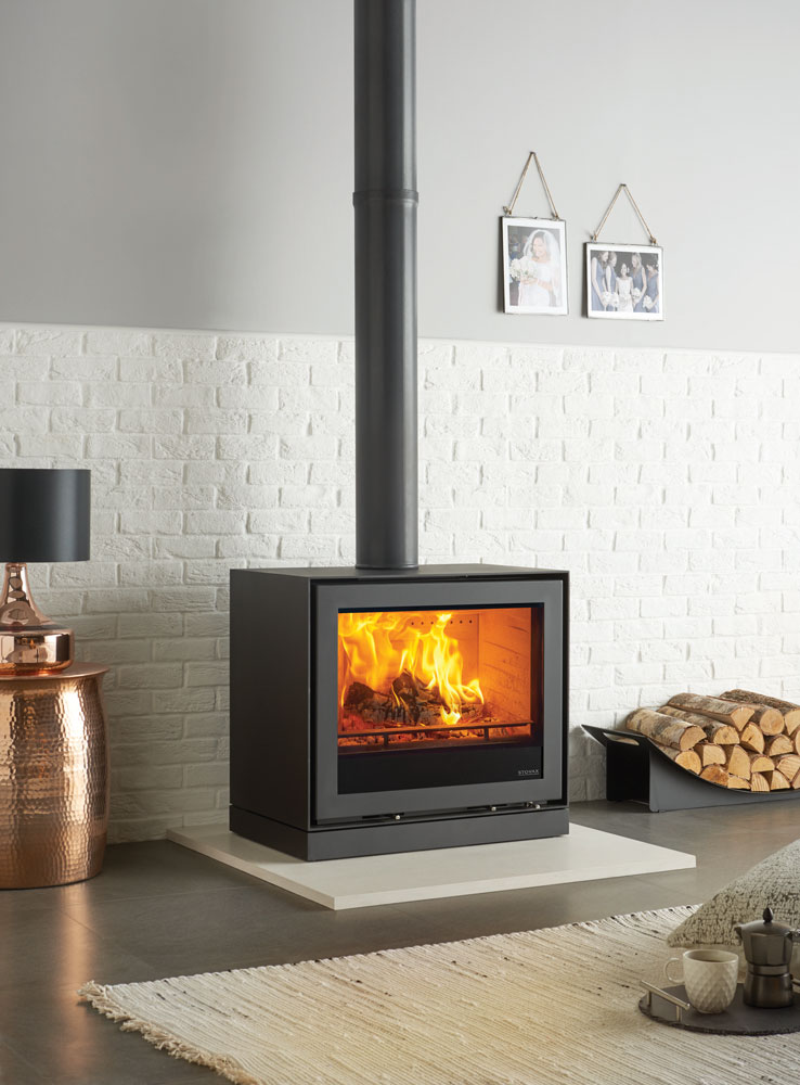 Freestanding Elise 680 Wood Burning And Multi Fuel Stoves Stovax Stoves