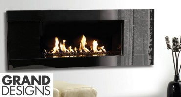 Grand Designs with a Gazco fire