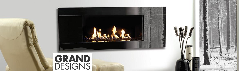 Grand Designs with a Gazco fire