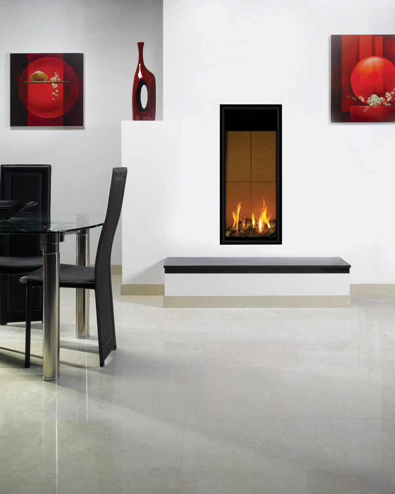 Studio 22 Gas Fires - Gazco Built In Fires, Contemporary ...
