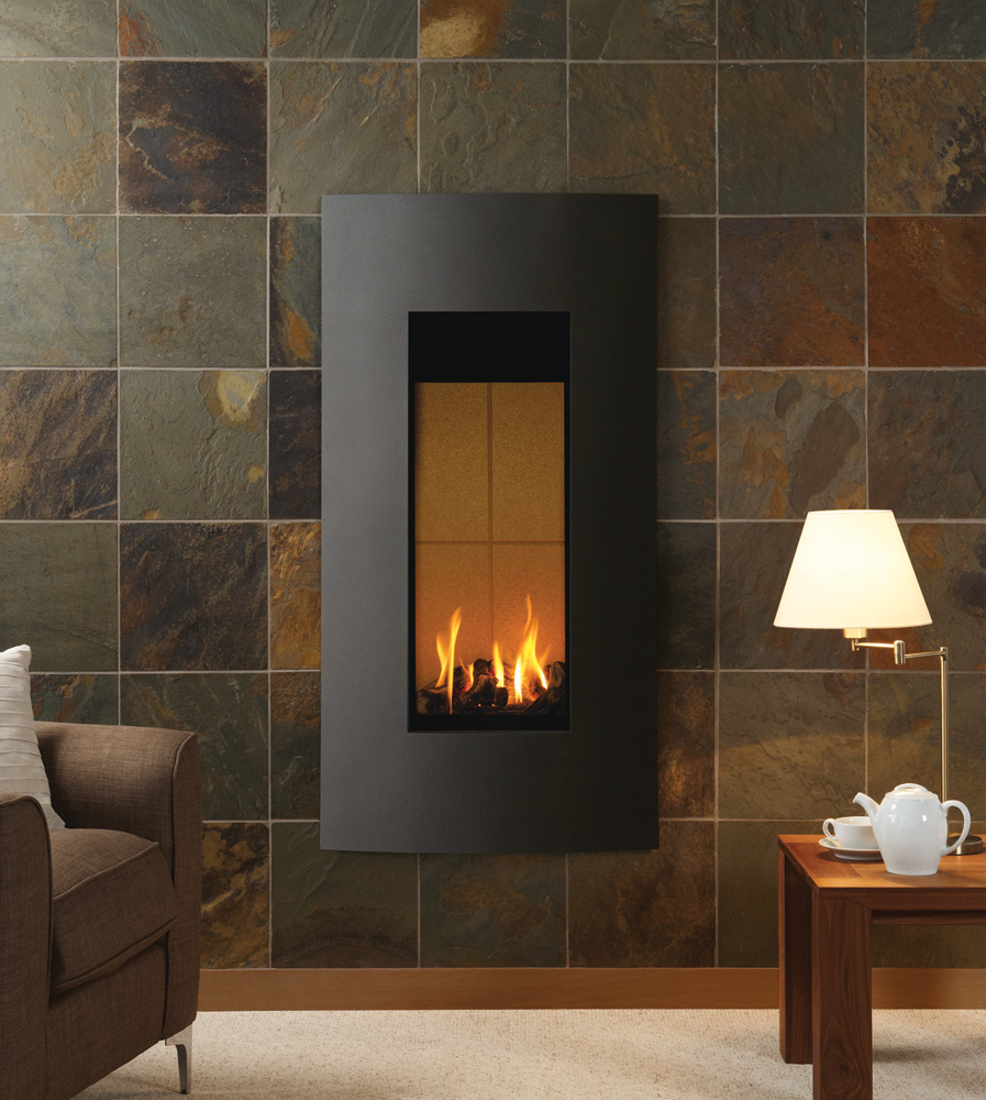 studio 22 gas fires gazco built in fires contemporary fireplaces. Black Bedroom Furniture Sets. Home Design Ideas