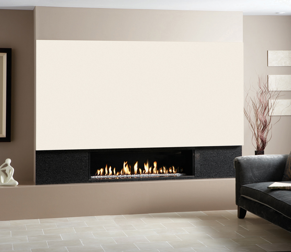 Studio Edge Gas Fires Gazco Built In Fires Contemporary Fireplaces