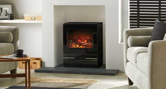 Gazco Riva Vision Medium Electric Stove