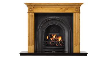 Georgian Wood Mantel