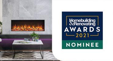 Stovax & Gazco shortlisted for Homebuilding & Renovating Awards!