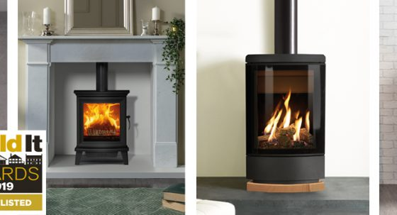 Shortlisted for Best Stove at Build It Awards 2019