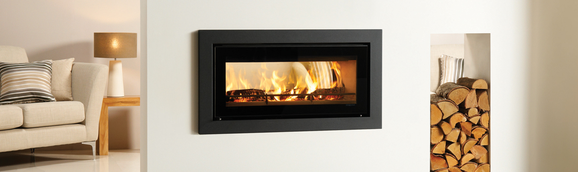 Benefits of a double-sided stove or fire