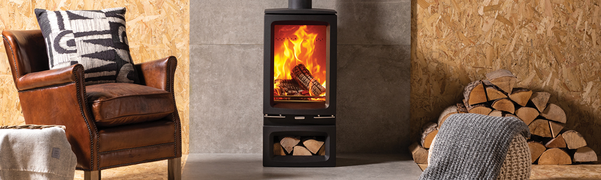Can I install a log burner in my shed?