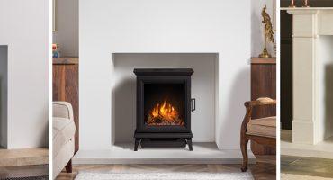 Three ways with a Sheraton stove