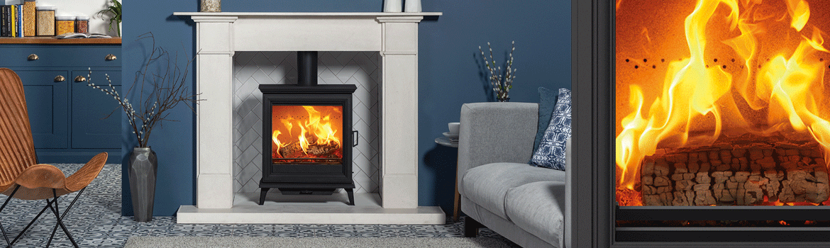 5 traditional wood burning stoves