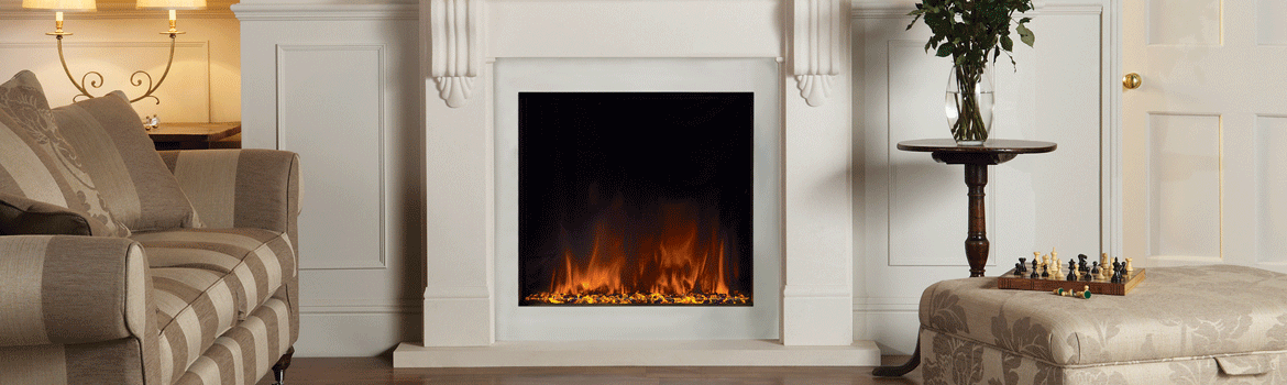 Advice & Maintenance for your electric fireplace