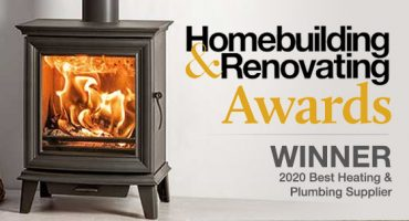 Stovax wins Best Heating & Plumbing Supplier at the Homebuilding & Renovating Awards