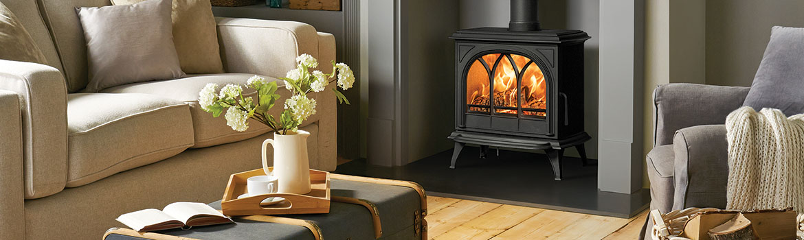 How to get the Cottagecore style with a log burner