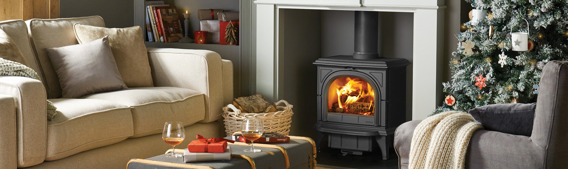 Enjoy a Glowing Hearth this Christmas – by Sarah Beeny