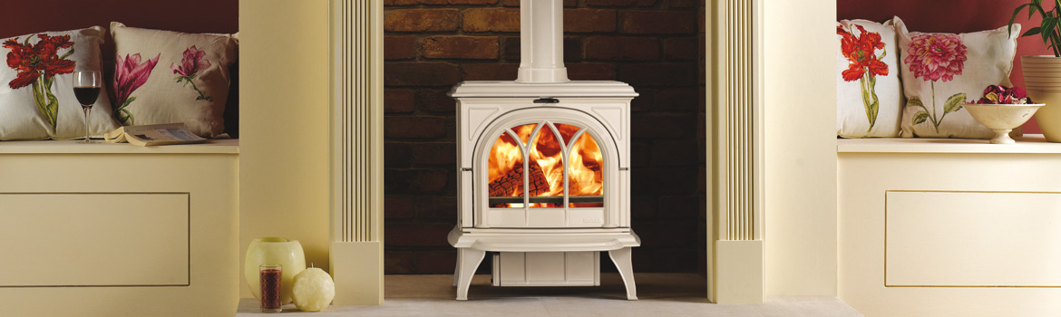 Why buy a wood burning stove in summer?