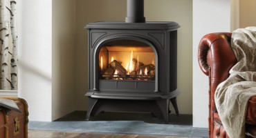 Elegance and Efficiency – the Gas Huntingdon range!