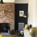 Jack & Rachel, Stockton wood burning stove, Victorian terrace