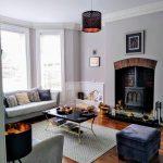 Elizabeth, Huntingdon wood burning stove, Period Victorian home