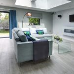 Tricia Carroll Designs opts for a Gazco Radiance in contemporary-style home