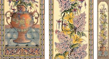 Lilac & Fuchsia