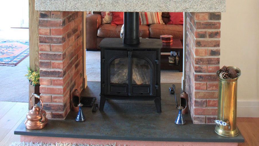 Double Sided Fireplace Wood Burning Fireplaces