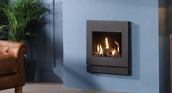 Greater Control for Gazco Logic HE Log-effect Gas Fires