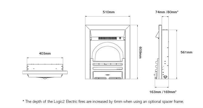 Logic2 Electric Arts Dimensions