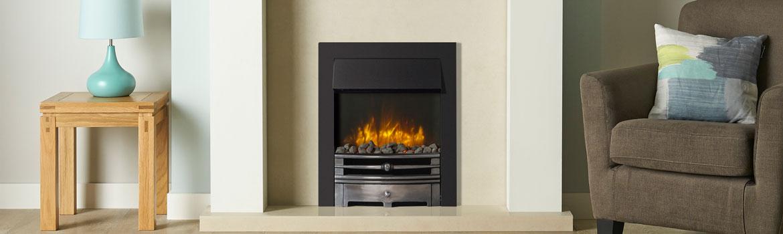 Contemporary Electric Fireplaces - Stovax & Gazco