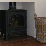 """We have always had a desire for owning a period property with the key feature for us being a wood burning stove"""