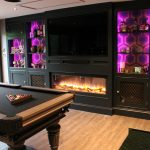 Natasha, Skope electric fire, Sports bar renovation