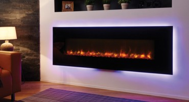 Designer Fires to bring you total relaxation