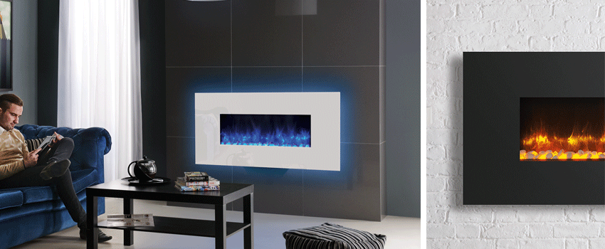 Radiance electric fire