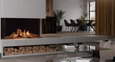 Introducing the new Gazco Reflex 105 Multi-Sided Gas Fires