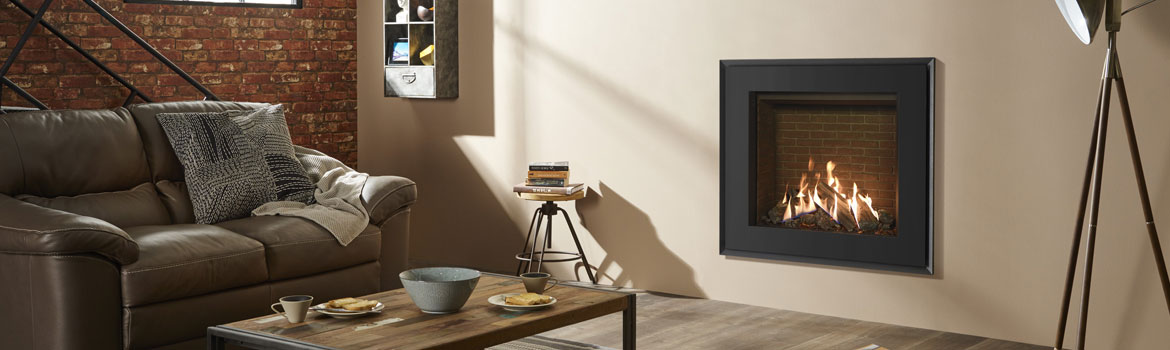 Our most realistic gas fire yet – the Reflex 75T is now available as a balanced flue model!