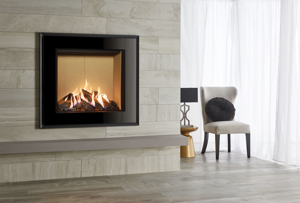 Reflex 75t Evoke Glass Gas Fires