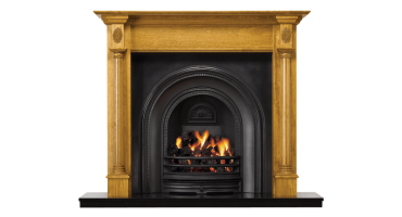 Regency Wood Mantel